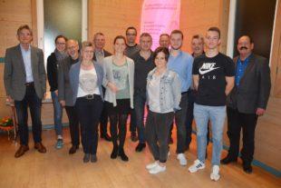 Team Turnverein hält den Verein mit vier Abteilungen am Laufen
