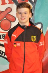 Fabian Zimmermann startet für Deutschland beim U14 Weltpokal