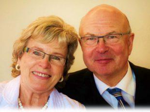 Anneliese und Albert Holzenthaler feiern am Mittwoch Goldhochzeit