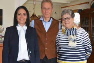 Ingeborg und Wolfgang Bösinger feierten goldene Hochzeit
