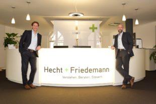 Hecht + Friedemann lädt zur Messe »Digitalisierung« ein