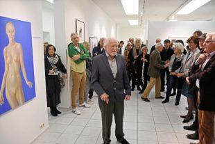 Museum Villa Haiss stellt fünf zeitgenössische Künstler vor