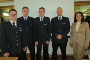 Patrick Dreilich neuer Kommandant der Feuerwehr Biberach