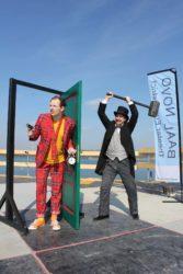 Zellkultur Theater: Zwei Genies am Rande des Wahnsinns