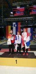 Fabian Zimmermann vom SKCU ist Vizeweltpokalsieger in der Klasse U14