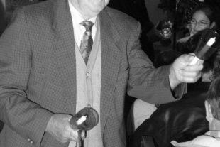 »Bischofsbur« August Huber hat sich stets für die Gemeinschaft eingesetzt