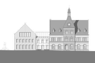 Amtszimmer des Bürgermeisters bleibt im historischen Rathaus