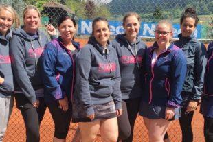 Racket Girls machen sich selbst das schönste Muttertagsgeschenk