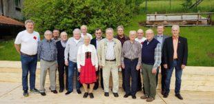 DRK-Ortsverein Nordrach feiert das 50-jährige Jubiläum mit seinen Fördermitgliedern