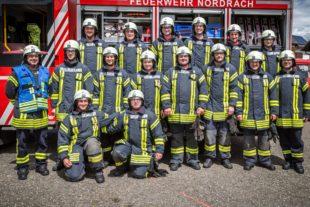 Nordrach 1 belegte Platz 1