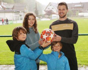 Ballspende der Familie Kornmayer/Heizmann