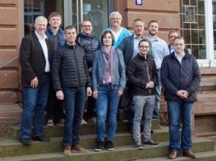 CDU-Kandidatentour endet im Rathaus