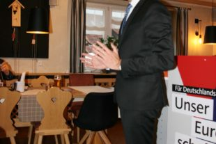 Landesgeneralsekretär Manuel Hagel beschrieb Standort der CDU