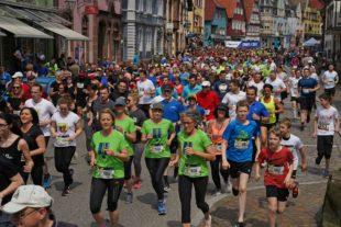 Schutzengel-Lauf mit Teilnehmerrekord