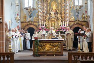 Bruder Markus feiert silbernes Priesterjubiläum mit Festgottesdienst