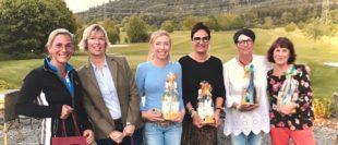 Herzlicher Empfang im Gröbernhof für die Gäste aus Baden-Baden