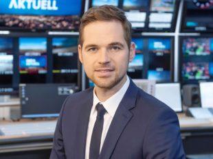 Georg Bruder neuer Anchor der SWR-Fernsehnachrichten