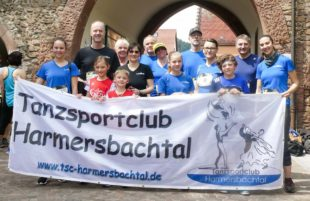 TSC-Harmersbachtal bedankt sich für die perfekte Organisation