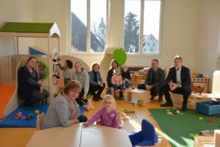 Kindergarten »Wirbelwind« : »Tag der offenen Tür«