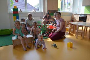 Kindergarten »Wirbelwind«: Viel Lob für neue Kleinkindgruppe
