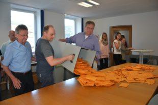 Sieben neue Ortschaftsräte in Unterharmersbach