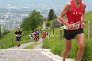Berglaufteam der LG Brandenkopf in Europa unterwegs