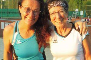 Erster Saisonsieg der Damen 40 nochmals aufgeschoben…