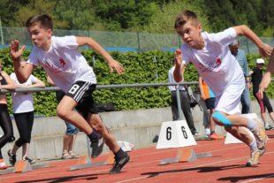 Sportpark Zell: Erster Bahnwettkampf der Saison 2019 am Sonntag im Sportpark Zell
