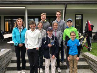 Golfjugend erfolgreich in Freiburg