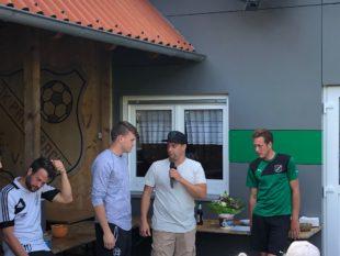 Am Ende einer spannenden Saison: DJK verabschiedet Benjamin Ziegler und Marvin Totzke