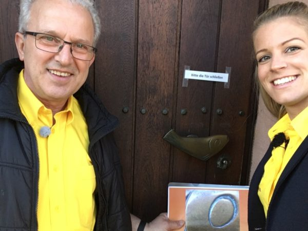 Quiz-Duell: Oberharmersbach im Schwarzwald spielt gegen Waldböckelheim an der Nahe
