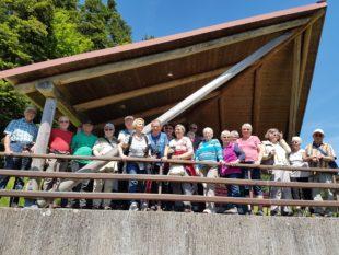 Senioren in Mühlenbach unterwegs