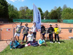 Bildungszentrum Ritter von Buß startet bei Schulwettkampf »Tennis«