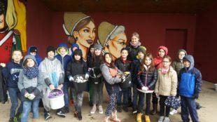 Grundschüler sammelten 1.152 Euro
