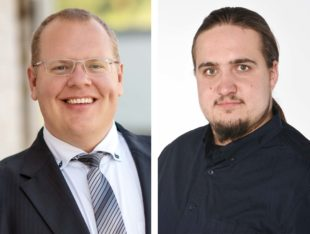 Ausgleichsitze für Carsten Erhardt und Marc Sebastian Neff