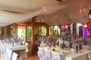 Restaurant »Tenne im Gröbernhof« ist ein beliebtes Ausflugs-, Fest- und Vereinslokal