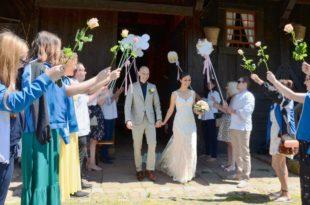 Markus Sell und Annemarie Kuderer triumphieren auf Etappe ins Eheglück