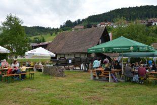 Maile-Gießler-Mühle hat ein neues Wasserrad