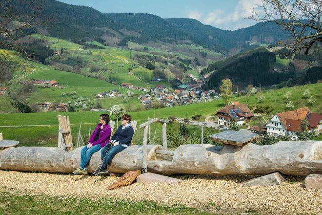 Jagdhornbläser Harmersbachtal: Jagdhorn-Klänge auf dem Vesperweg