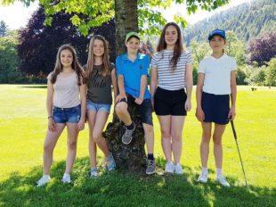 Golfclub Gröbernhof beim Jugendmannschaftspokal weiterhin spitze