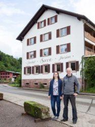 Rombach Holzbau erweitert mit dem Bau eines neuen Bürogebäudes
