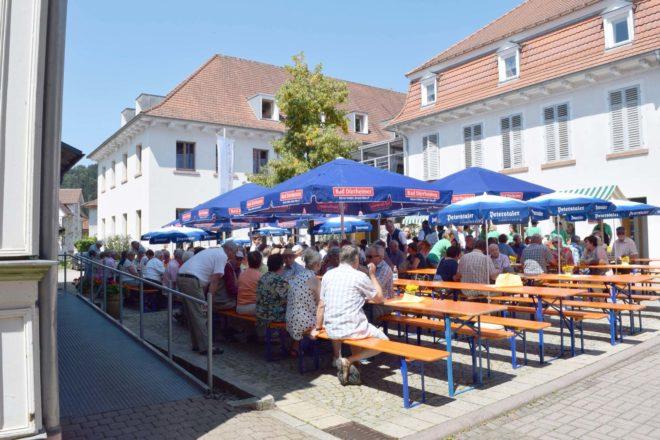Stadtkapelle Zell a. H.: Sommerfest
