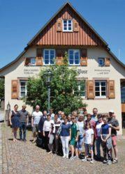 Schönstatt-Familienbewegung zu Besuch bei der Schwarzwälder-Post