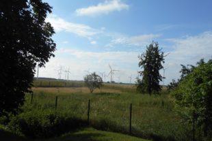Im Land der tausend Windmühlen