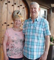 Johanna und Alfred Gutmann feiern am Freitag Goldhochzeit