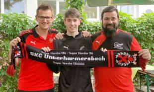 Jonas Stratz wechselt von der Dreisam an den Harmersbach