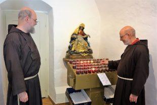 Kerzenkapelle in der Wallfahrtskirche »Maria zu den Ketten« erstrahlt in neuem Glanz