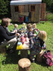 Neue Gruppe im Waldkindergarten am Eckwald startet im September