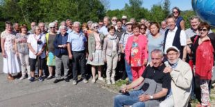 Biberacher besuchten die Keltenstadt »Heuneburg«