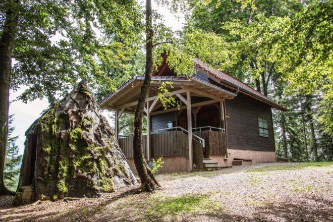 Blasmusik- und Wanderwochen: Mit dem Wander-und Freizeitverein Unterharmersbach an der Kuhhornkopfhütte